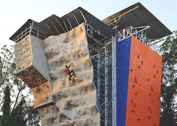 Outdoor Climbing | Climbing Walls India